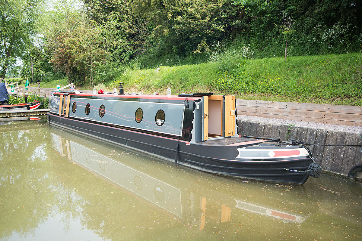 50ft tug narrowboat for sale