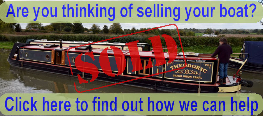 Sell your narrow boat